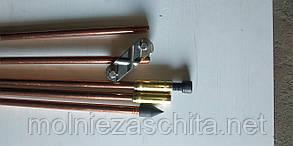 1,5м комплект заземления омедненный GALMAR, ф14,2мм
