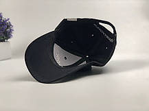 Кепка Бейсболка Чоловіча Жіноча City-A з написом Супутник 1985 Чорна, фото 3