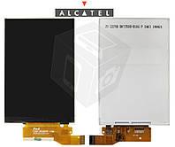 Дисплей (LCD) для Alcatel One Touch 4018 POP D1, оригинал