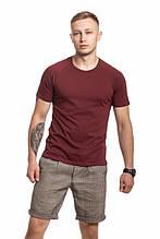 Мужская футболка-реглан плотная, мужские футболки плотные оптом
