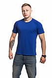Мужская футболка-реглан плотная, мужские футболки плотные оптом, фото 2