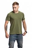 Мужская футболка-реглан плотная, мужские футболки плотные оптом, фото 3