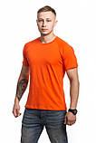 Мужская футболка-реглан плотная, мужские футболки плотные оптом, фото 4