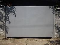 Ворота распашные листовые