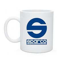 Чашка с нанесением логотипа Sparco (Спарко)