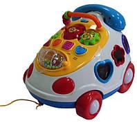 Детская развивающая игрушка на колесах IM75