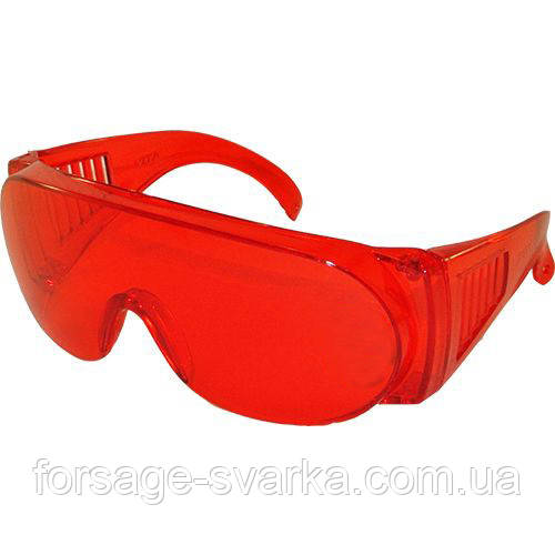 Очки красные для лазера Озон