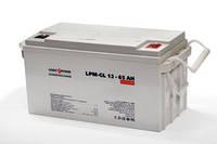 Гелевий акумулятор LP-GL65