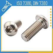 Винты ISO 7380, DIN 7380