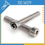 Винты ISO 14579, ГОСТ Р ИСО 14579-2009, Torx (Tr)