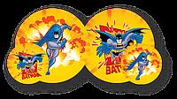 Мяч Dema-Stil Бэтмэн, 23 см (WB-B-001)