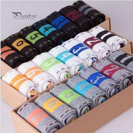 Оригинальный набор мужских  носков в коробке подарочный, фото 2