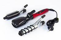 Разнообразие покрытий рабочей поверхности у приборов для ухода за волосами