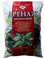Дренаж керамзитовый для пересадки растений  (мелкий)  2л
