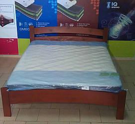 Кровать деревянная Мила 160*200