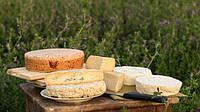 Сырные шедевры-от Виты (из козьего молочка)