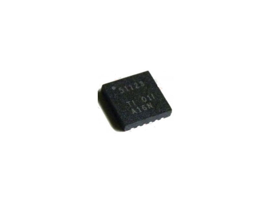 Чип TPS51123 51123 QFN24, Контроллер питания