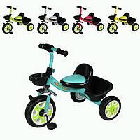 Дитячий велосипед триколісний TILLY DRIVE T-318