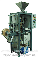 Автомат Пневматик-600 АВАНПАК без дозатора для фасовки в 3-х шовные пакеты, фото 1