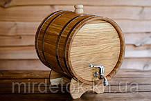 Бочка дубовая (жбан) 60 литров