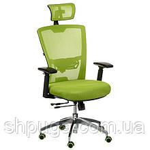 Кресло Special4You Dawn green E 6125