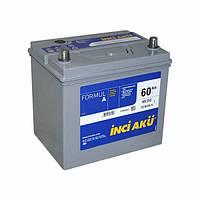 Акумулятор Inci Aku FormulA 60Ah/540A R+ (Азія) D23 060 054 011 Автомобільний (Инджи Акю) АКБ Туреччина ПДВ