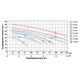 LEO 3.0 2ACm300H (775297) Насос центробежный многоступенчатый (3.0кВт Hmax 65м Qmax 250л/мин), фото 2