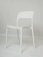 Стул Ostin (ОСТИН) белый пластик / Onder Mebli, фото 1
