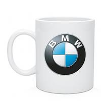 Чашка подарочная с логотипом, Кружка BMW