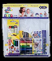 Набор для детского творчества в пакете BABY Line