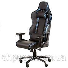Крісло офісне ExtremeRace black E 2912