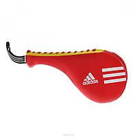 Ракетка для тхэквондо Adidas Red (JWH2028)