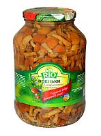 """Опеньки мариновані з овочами """"RIO"""" , 1330 мл"""