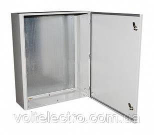 Корпус металевий ЩМП-16.6.4-0 1600х600х400 без панелі IP54