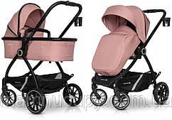 Детская универсальная коляска 2 в 1 Euro-Cart Crox Pro Rose