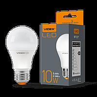 /Лампа LED 10W E27 4100K 220V VIDEX