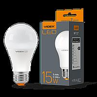 /Лампа LED 15W E27 4100K 220V VIDEX