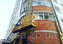 Люлька фасадная строительная электрическая с тросом 100.0 (м)