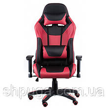 Крісло Special4You ExtremeRace black/red E 4930