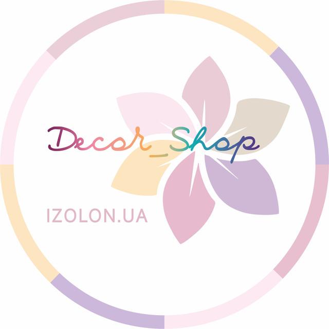 Цветной изолон и товары для ростовых цветов Decor_Shop