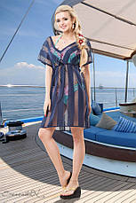 Пляжная накидка женская №650 | S-3XL размер, фото 3