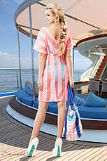 Пляжная накидка женская №650 | S-3XL размер, фото 2
