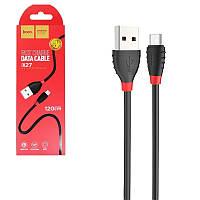 Кабель Micro USB Hoco X27 Excellent charge 2.4A