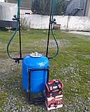 Опрыскиватель для мототрактора 100л, фото 5