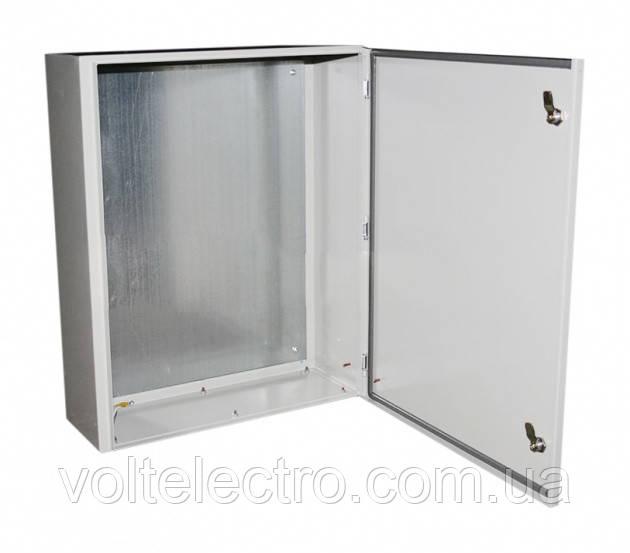 Корпус металлический ЩМП-16.8.4-0 1600х800х400 без панели IP54