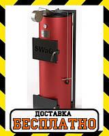 Котел длительного горения SWAG 30 кВт D, фото 1