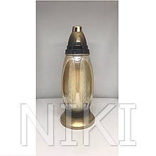 Лампадка склянна 45 год. (29 см.) 7шт/ящ (420Z)
