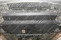 Защита моторного отсека Киа Рио 2005- (стальная защита поддона картера Kia Rio 2005-)