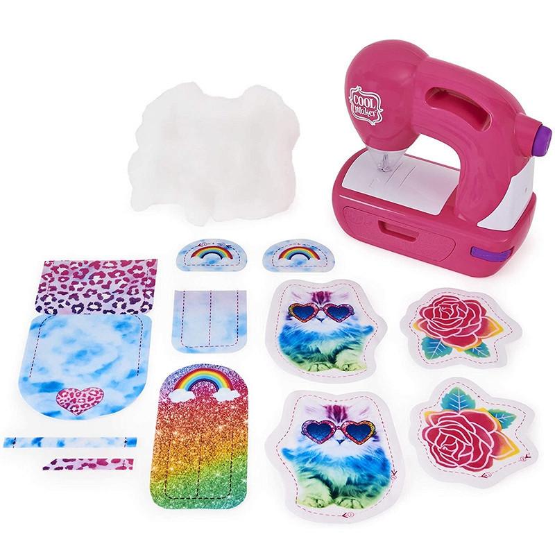 Швейна машинка для дівчаток Sew Cool Spin Master