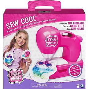 Швейна машинка для дівчаток Sew Cool Spin Master, фото 2